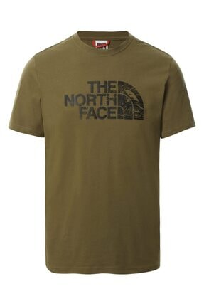 THE NORTH FACE M S-s Woodcut Dome Tee-eu
