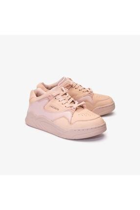 Lacoste Kadın Pudra Sneaker Court Slam 419 1 Sfa 738SFA0002