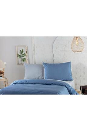 Doqu Home Rainbow Yastık Kılıfı - Mavi
