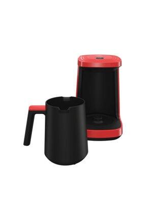 Beko Türk Kahve Makinesi Kırmızı
