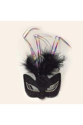 Anka Jasmine Tüylü Balo Maskesi