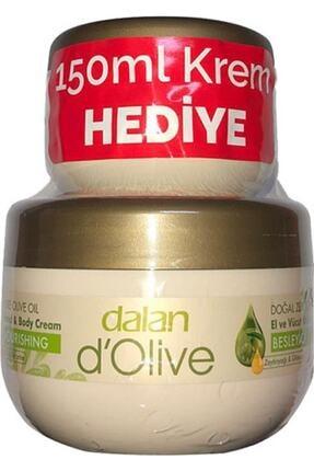 Dalan Zeytinyağlı Besleyici 300 ml Ve 150 ml Vücut Kremi