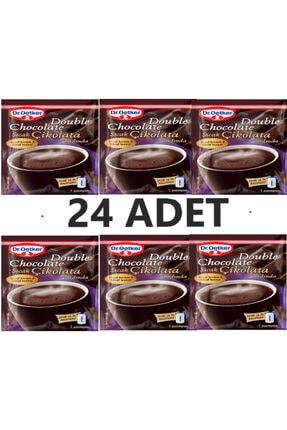 Dr. Oetker Dr.oetker Double Sıcak Çikolata Tadında