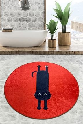 Chilai Home Comfort Çap Banyo Halısı Djt 100x100 cm