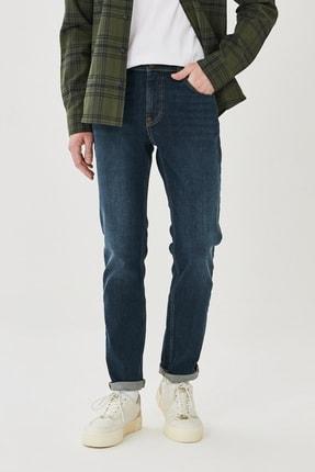 Lee Rider Slim Fit Normal Bel Denim Esnek Jean Kot Pantolon