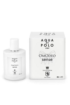 Aqua Di Polo 1987 Omodeo Sense 50 Ml Kadın Edp Apcn001102