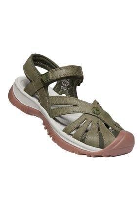 Keen Rose Leather Sandal Kadın Sandalet - 1023008