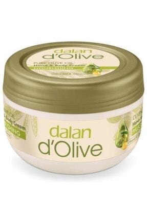 Dalan D'olive Doğal Zeytinyağlı El ve Vücut Krem 300 ml