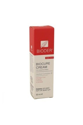 Bioder Biocure Cream 130 ml Tüy Azaltıcı Krem