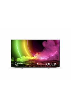 """Philips 55OLED806 55"""" 139 Ekran Uydu Alıcılı 4K Ultra HD Smart OLED TV"""