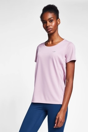 Lescon Lila Kadın T-shirt 20s-2204-20n