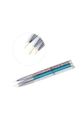 TNL Professional Çizim Ve Tasarım 3lü Fırça Takımı