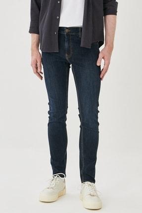 Lee Malone Skinny Fit Normal Düşük Bel Jean Pantolon