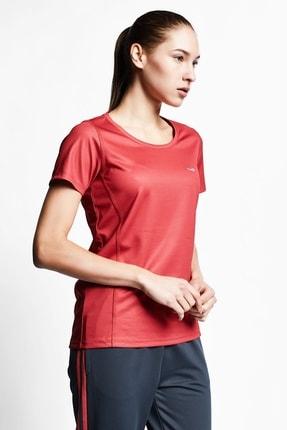 Lescon Kadın Tarçın Renk Kadın T-shirt 21s-2204-21b