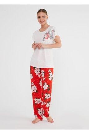 SUWEN Linda Pijama Takımı
