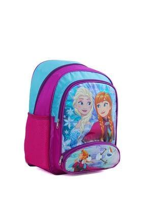 Frozen 2 Ana Bölmeli Lisanslı Kız Çocuk Ilkokul Çantası