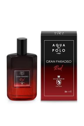 Aqua Di Polo 1987 Gran Paradiso Red Edp 50 ml Erkek Parfümü 8682367012760