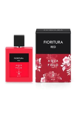 Aqua Di Polo 1987 Fioritura Red 50 ml Edp Kadın Parfüm 8682367125279