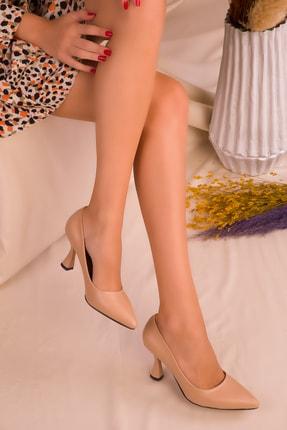 SOHO Kadın Nude Klasik Topuklu Ayakkabı 16559