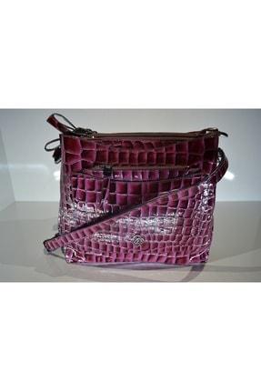 Arlesia Kadın  Rugan Cüzdanlı Çanta