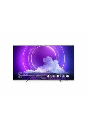 """Philips 55PUS9206 55"""" 139 Ekran Uydu Alıcılı 4K Ultra HD Smart LED TV"""
