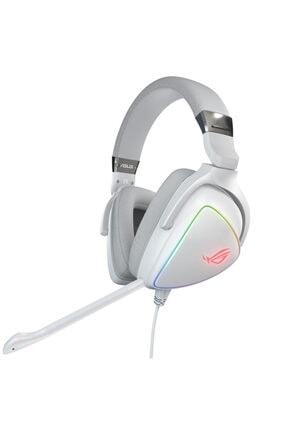 ASUS Rog Delta Beyaz Rgb Quad Dac 7.1 Hi-res Gaming Kulaklık