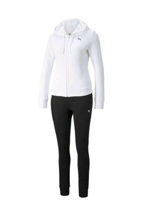 Puma 58913202 Classic Hooded Sweat Suit Fl Kadın Eşofman Takımı