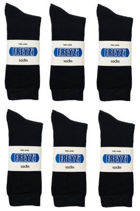 freyzi Kışlık Kalın Polis Çorabı 12'li
