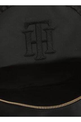 Tommy Hilfiger Aw0aw10445bds Siyah Kadın Sırt Çantası