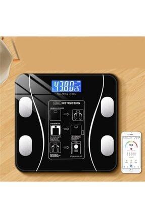 Reidan Supsecale Elektronik Tartı Vücut Analiz Cihazı Akıllı Banyo Baskülü Wife Akıllı Yağ Kalori Tartısı