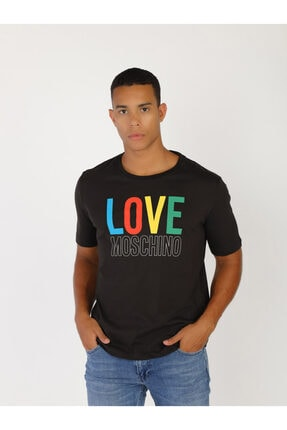 Moschino Moschıno Erkek Tshirt