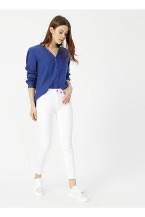 LİMON COMPANY Limon Kadın Beyaz Pantolon