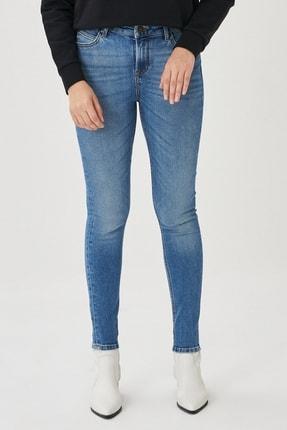 Lee Scarlett High Skinny Fit Yüksek Bel Jean Pantolon