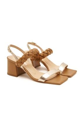 Desa Altın Jade Kadın Sandalet