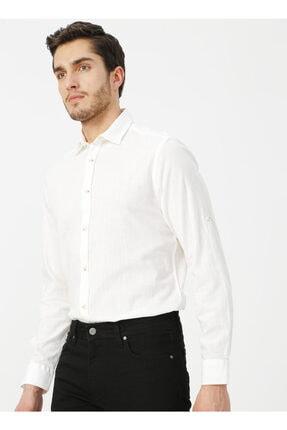 LİMON COMPANY Limon Beyaz Gömlek
