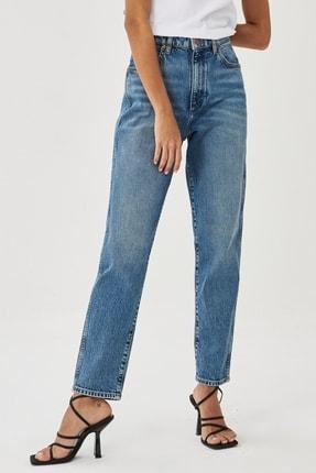 Lee Stella Straight Fit Çok Yüksek Bel Jean Pantolon
