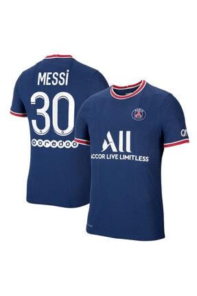 Pasxaspor Paris Saint-germain Messi 2021-2022 Stadyum Iç Saha Forma Modeli