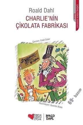 Can Çocuk Yayınları Charlie'nin Çikolata Fabrikası