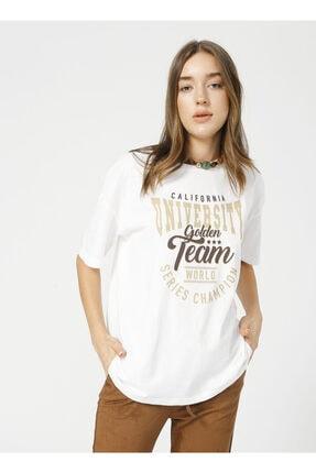 LİMON COMPANY Limon T-shirt, Xl, Ekru