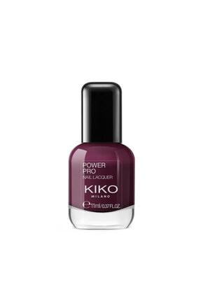 KIKO Oje - New Power Pro Nail Lacquer 27