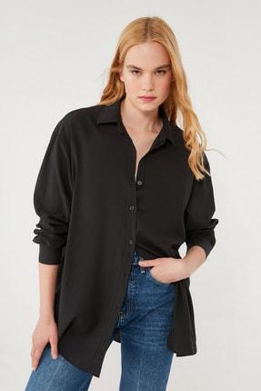 Mavi Kadın Siyah Gömlek 122843-900