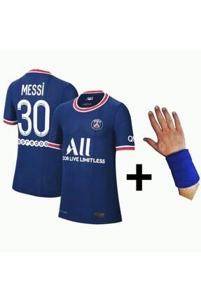 akyüz Paris Messi Forması+ter Bilekliği