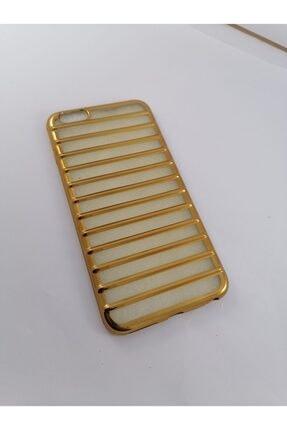 Penguen Iphone 6 Plus Uyumlu Gold Kılıf
