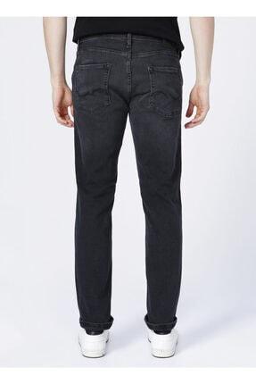 Jack & Jones Regular Fit Düz Renksiz Erkek Denim Pantolon