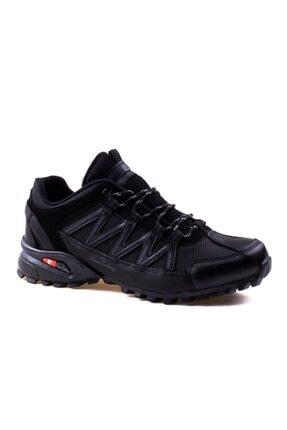 Pierre Cardin Erkek Trekking Siyah Kışlık Ayakkabı