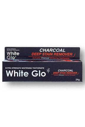 White Glo Diş Macunu Aktif Kömürlü Leke Giderici 24 Gr
