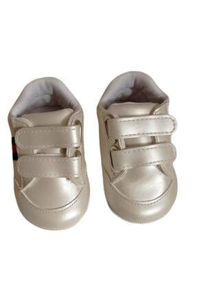 ÖZLEM BEBE Erkek Bebek Spor Ayakkabı (9-12 Ay 19 Numara Beyaz)