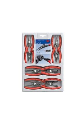 Knipex 00 20 04 Sb 8 Parçalı Segman Pens Seti