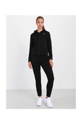 Puma 589132-01 Classic Hooded Sweat Suit Fl Kadın Eşofman Takım