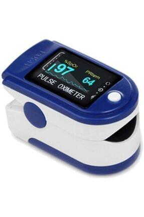 Pulse Oxımeter Pulse Parmak Tipi Oksimetre Kan Oksijen Nabız Ölçer